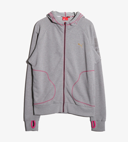 [중고] PUMA - 퓨마 후드  Women M / Color - Gray
