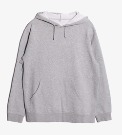 [중고] UNIQLO - 유니클로 후드   Unisex XL / Color - Gray