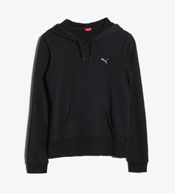 [중고] PUMA - 퓨마 후드  Women M / Color - Black