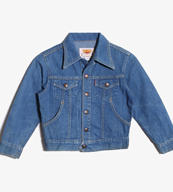 [중고] BIG-JOHNOuter - 빅존 데님 자켓Kids M / Color - Denim