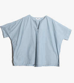 UNIQLO - 유니클로 티  Women L / Color - Sky Blue