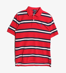 POLO BY RALPH LAUREN - 폴로바이랄프로렌 코튼 티셔츠  Women S(KIDS L ) / Color - Red