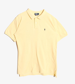 POLO BY RALPH LAUREN - 폴로바이랄프로렌 코튼 Pk 티셔츠  Women L / Color - Yellow