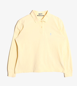 POLO BY RALPH LAUREN - 랄프로렌 Pk 티셔츠  Women L / Color - Yellow