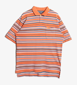 POLO RALPH LAUREN - 폴로랄프로렌 코튼 Pk 티셔츠  Man L / Color - Orange