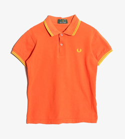 FRED PERRY - 프레드페르 코튼 Pk 티셔츠  Women M / Color - Orange