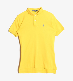 POLO BY RALPH LAUREN - 폴로바이랄프로렌 Pk 티셔츠  Made In Usa  Women S / Color - Yellow