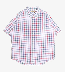 L.L.BEAN - 엘엘빈 체크 셔츠  Man XL / Color - Check