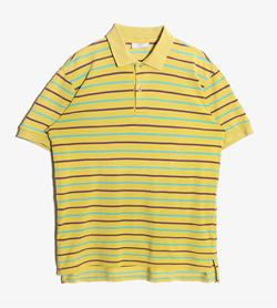 JPN - 빈티지 Pk 티셔츠  Man M / Color - Stripe