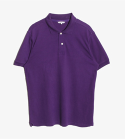 UNIQLO - 유니클로 Pk 티셔츠  Man L / Color - Purple