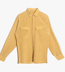 PANCALDI&B - 팬칼디앤비 셔츠  Made In Italy  Women M / Color - Yellow