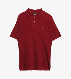 POLO BY RALPH LAUREN - 폴로 바이 랄프로렌 Pk 티셔츠  Women S / Color - Red
