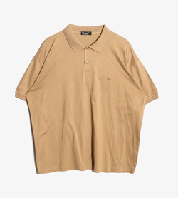 CHRISTIAN DIOR - 크리스찬 디올 Pk 티셔츠  Man M / Color - Beige