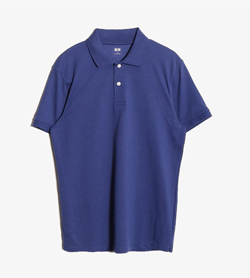 UNIQLO - 유니클로 Pk 티셔츠  Man M / Color - Navy
