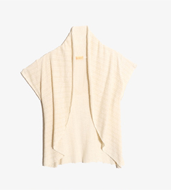 JPN - 린넨 혼방 가디건  Women S / Color - Beige