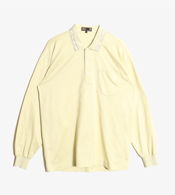 DAKS - 닥스 Pk 티셔츠  Man M / Color - Yellow
