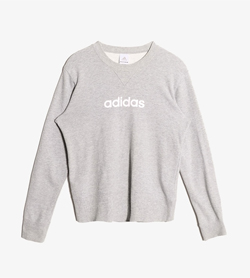 ADIDAS - 아디다스 맨투맨  Women S / Color - Gray