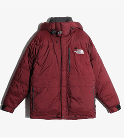 THE NORTH FACE - 노스페이스 다운 점퍼  Man M / Color - Red