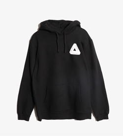 PALACE - 팔라스 코튼 후드  Man XL / Color - Black
