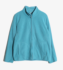UNIQLO - 유니클로 폴리 후리스  Women XL / Color - Sky blue