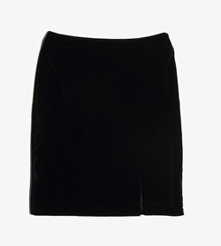 MORGAN DE TOI - 모르간 폴리혼방 스커트  Made In France  Women 25 / Color - Black