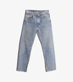 LEVIS - 리바이스 데님 팬츠  Made In Usa  Man 32 / Color - Denim