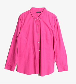 GAP - 갭  코튼 셔츠  Women XL / Color - Pink