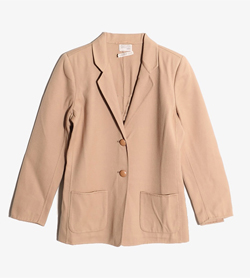 ALTUNA - 알튜나 울 자켓  Made In Italy  Women M / Color - Beige