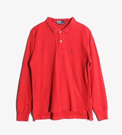 POLO BY RALPH LAUREN - 폴로 랄프로렌 코튼 PK 티셔츠  Man M / Color - Red