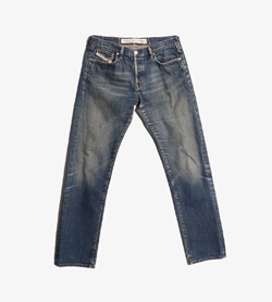 DIESEL - 디젤 데님 워싱 팬츠  Made In Italy  Man 33 / Color - Denim