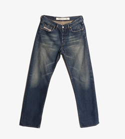 DIESEL - 디젤 데님 워싱 팬츠  Made In Italy  Man 32 / Color - Denim