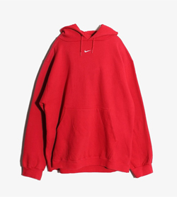 NIKE - 나이키 코튼 후드  Made In Usa  Man L / Color - Red