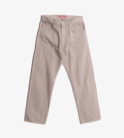 STUSSY - 스튜시 코튼 팬츠  Made In Usa  Man 32 / Color - Gray
