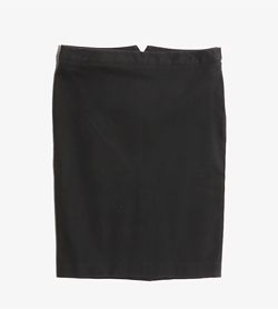THEORY - 띠어리 코튼 H스커트  Women XL / Color - Black