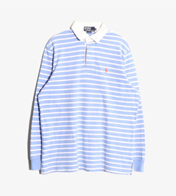 POLO BY RALPH LAUREN - 폴로 랄프로렌 코튼 Pk 티셔츠  Man M / Color - Stripe