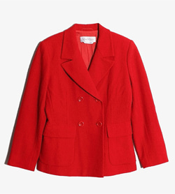 MAXMARA - 막스마라 라나 울 더블 자켓  Made In Italy  Women L / Color - Red