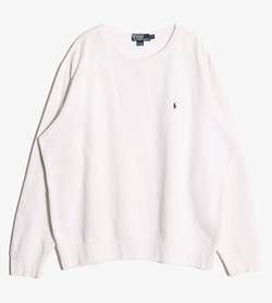 POLO BY RALPH LAUREN - 폴로 랄프로렌 코튼 맨투맨  Man XXL / Color - White