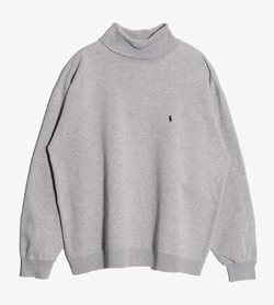 POLO BY RALPH LAUREN - 폴로 랄프로렌 코튼 터틀넥  Man L / Color - Gray