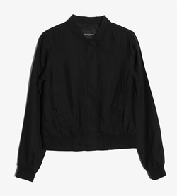 BANANA REPUBLIC - 바나나 리퍼블릭 코튼 자켓  Women XS / Color - Black