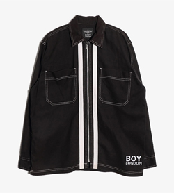 BOY LONDON - 보이런던 코튼 자켓  Man M / Color - Black