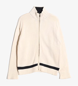 GAP - 갭 코튼 니트  Women 10 / Color - Ivory