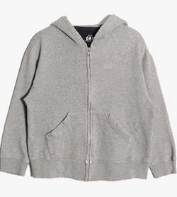 GAP - 갭 코튼 후드  Kids 10 / Color - Gray