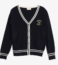 JPN -  아크릴 가디건  Women S / Color - Navy