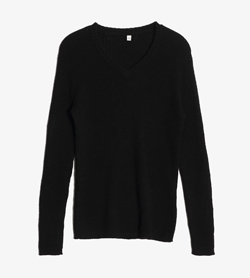 UNIQLO - 유니클로 울 니트  Women M / Color - Black