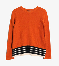 ESPIE -  울 나일론 니트  Women M / Color - Orange