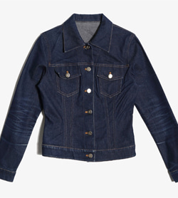 JPN -  데님 자켓  Women M / Color - Denim