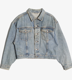 BONGO - 봉고 데님 자켓  Made In Usa  Man M / Color - Denim