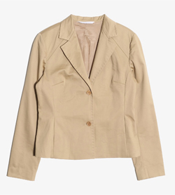 PENNY BLACK - 페니 블랙 코튼 자켓  Made In Ukraina  Women M / Color - Beige