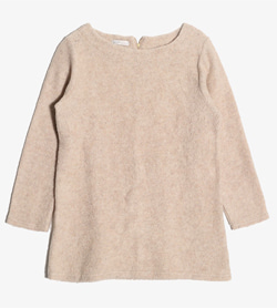 JPN -  폴리 울 니트  Women L / Color - Beige