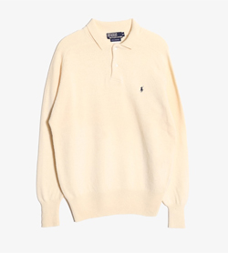 POLO BY RALPH LAUREN - 폴로 랄프로렌 램스울 니트  Man M / Color - Ivory